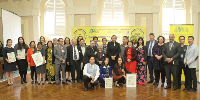 Đại Hội Thường Niên lần thứ 33 của Hội Phụ Nữ Việt Úc