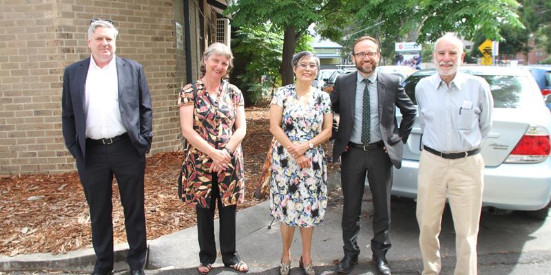 Khánh thành tranh tường Mười Hai Con Giáp ở trụ sở Richmond của Hội Phụ Nữ Việt Úc